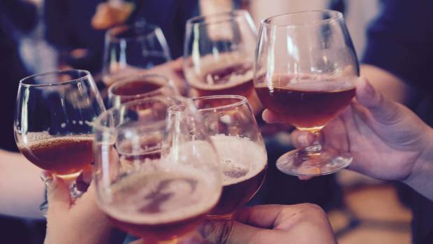 Globally one in three people drink alcohol – equivalent to 2.4 billion people