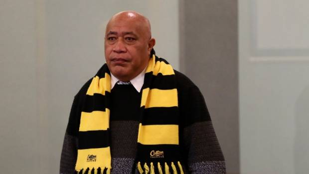 Alosio Taimo goes to the Supreme Court in Auckland with 83 graves of sexual offenses that he has refused.