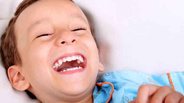 Health Minister David Clark says that there have been significant improvements in the oral health of children in recent years. (File)