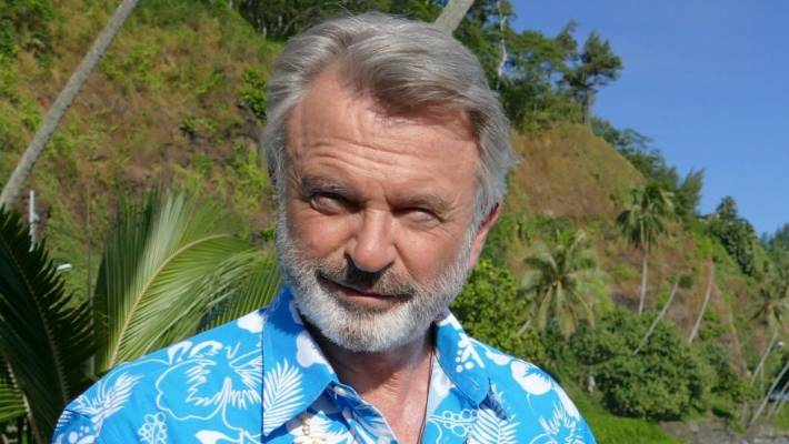 Sam Neill travels in Captain Cook's wake in Uncharted.