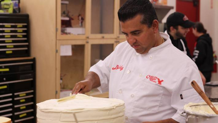 The Cake Boss Shows No Signs Of Slowing Down Stuff Co Nz