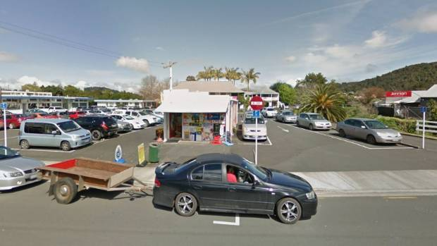 Tuesday afternoon, Rainbow Dairy was robbed in Whangarei by two offenders.