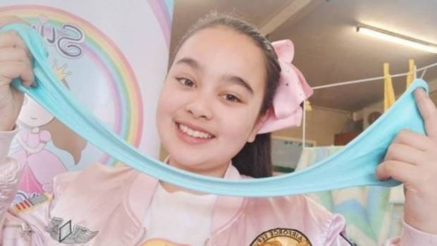 Auckland girl fights global media company over slime princess the 12 year old girl received a letter from viacom opposing her trademark application ccuart Gallery