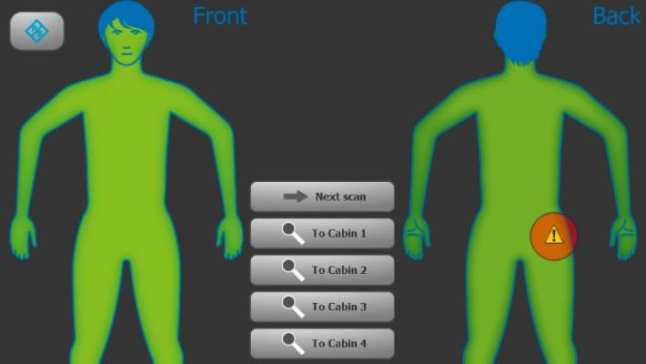 Expect delays: full body x-ray scanners coming to New Zealand