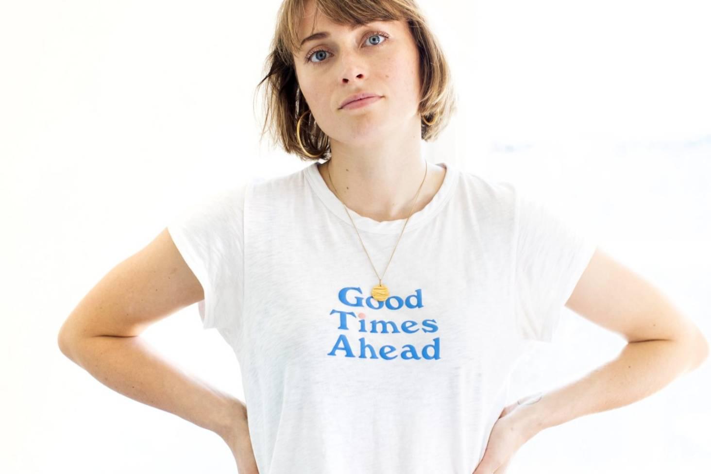 Chelsie Preston Crayford: single parenting has creative benefits ...