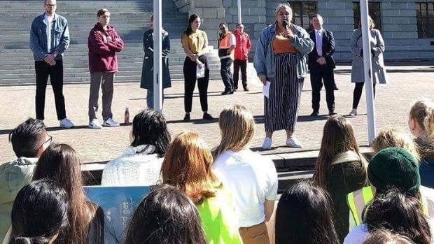 Victoria University of Wellington Students Association (VUWSA) gathered in the capital and talked about underfunded ...