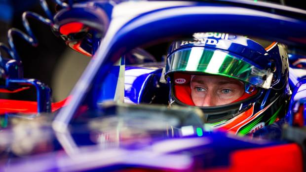 Brendon Hartley faces a 'home' Grand Prix in Italy with his Scuderia Toro Rosso team.