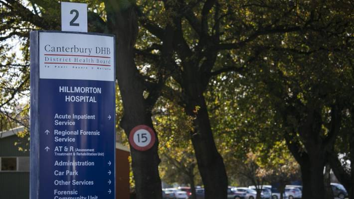 A security guard at Hillmorton Hospital was assaulted by a patient on Friday in the latest in a string of attacks at the Christchurch mental health facility.