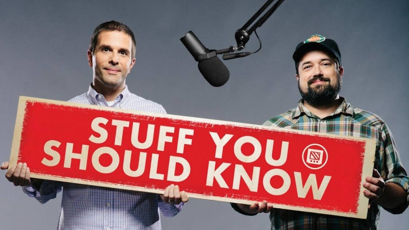 Image result for Stuff You Should Know Podcast