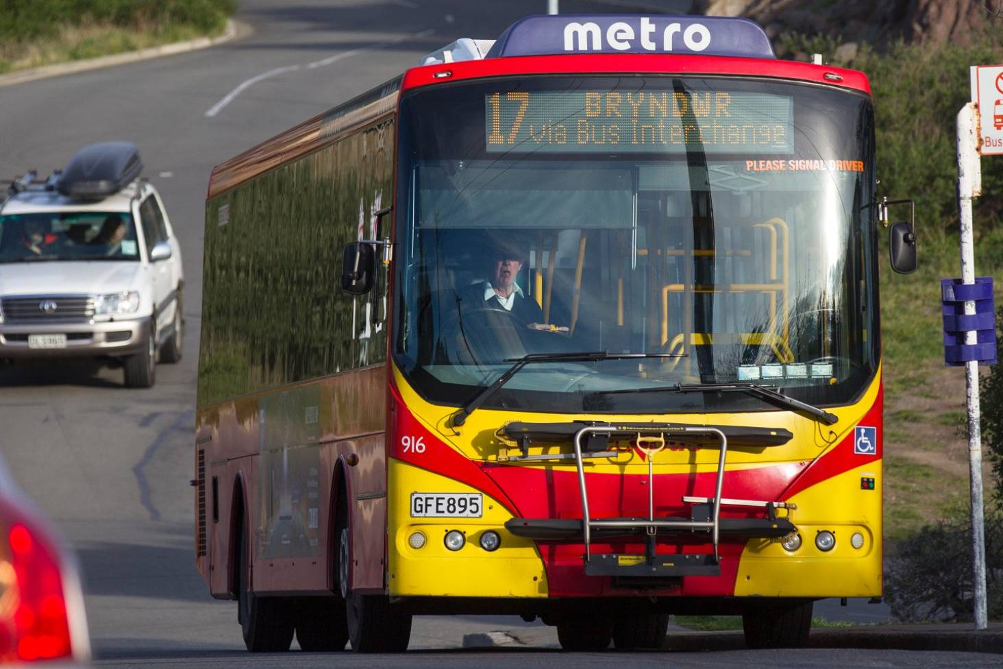 Sweeping changes to Christchurch bus services a step closer | Stuff.co.nz