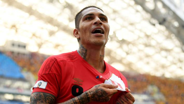 6ee3fe84b Peru captain Paolo Guerrero got to play at Russia 2018 when his drugs ban  was suspended