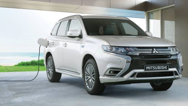 Mitsubishi Outlander PHEV now costs about the same as the conventional petrol equivalent.