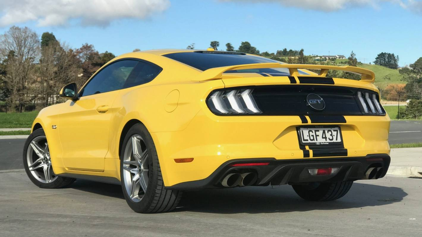 The mustang nobody buys is the best one stuff co nz
