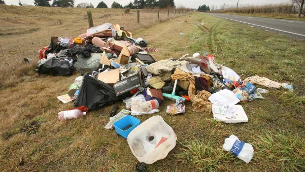 Many New Zealanders are getting away with littering because councils don't have enough power to punish people for it.