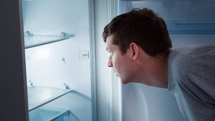 Turning fridges off for eight peak hours a day would help lessen our power use, experts say (File photo).