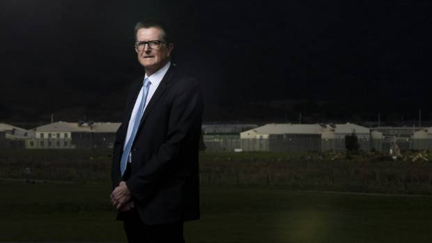 Upper Hutt Mayor Wayne Guppy, pictured in Rimutaka Prison, accepted that it was an emotional issue, but urged his ...