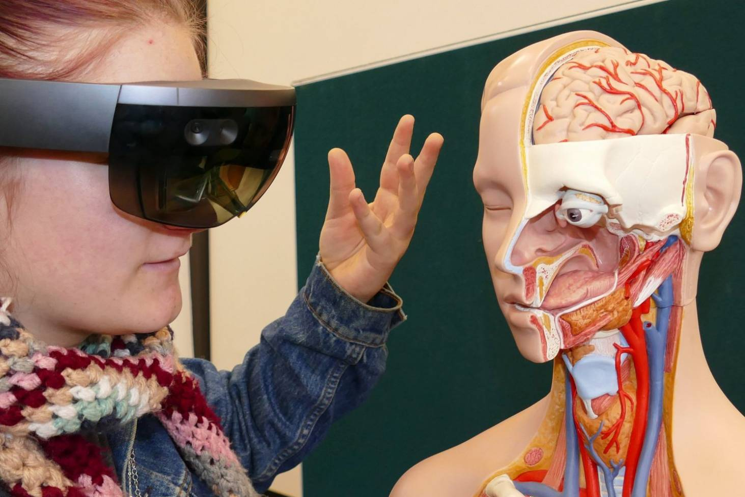 A Virtual Reality Learning First For Sit Nursing Students At