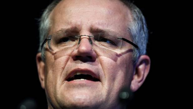 Australian PM Scott Morrison apologises for freaky  social media video
