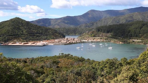 A dry dock has been proposed for Shakespeare Bay near Picton.
