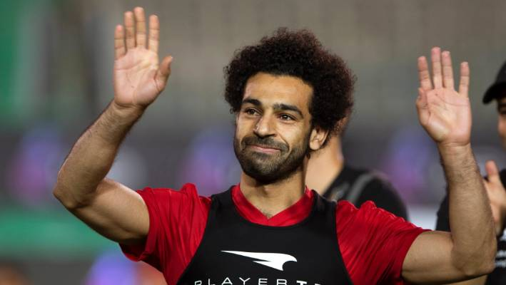 9e7c50975 Egypt and Liverpool star striker Mohamed Salah could stop playing  internationals over dispute over use of