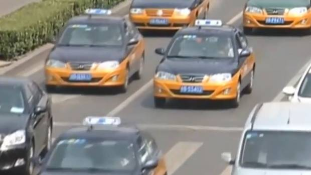 Chinese taxi hailing giant Didi halts expansion after murder of female passenger