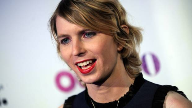 Chelsea Manning cleared to visit New Zealand