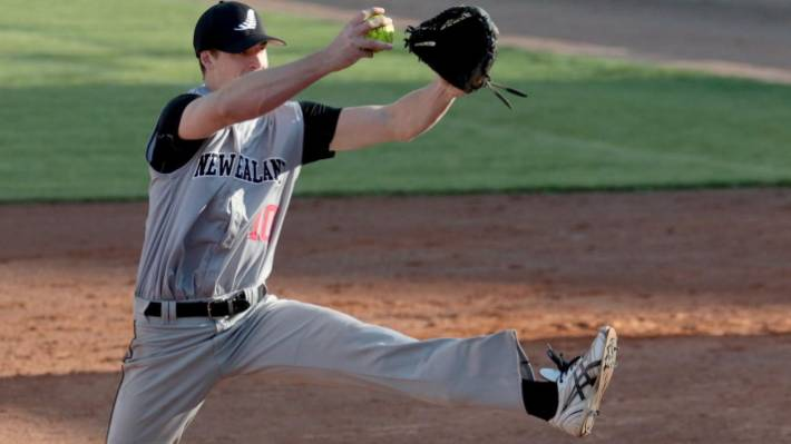 Daniel Chapman made a promising debut for the Black Sox at the 2018 Intercontinental Cup tournament in Prague.