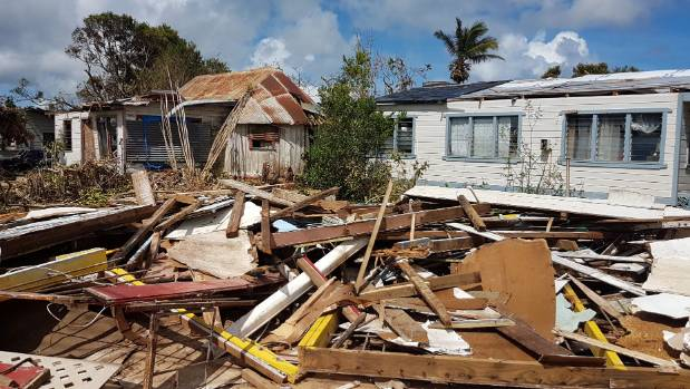 Kiwi taxpayers funding repairs to 300 storm-damaged homes in Tonga