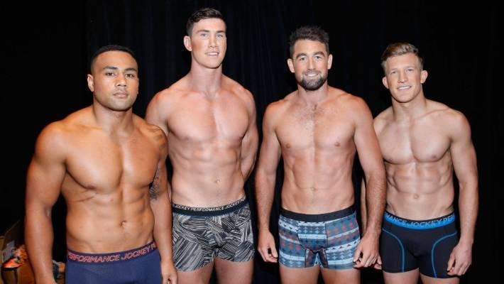 Damian McKenzie, Ngani Laumape show off more than rugby