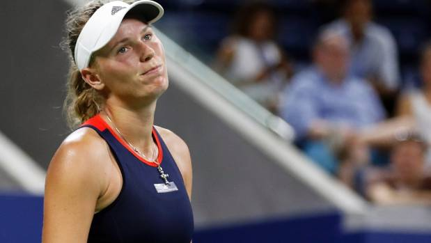 Tsurenko serves up Wozniacki upset at US Open
