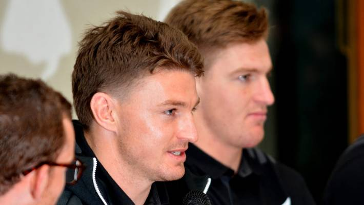 All Blacks glamour boys Beauden and Jordie Barrett join the