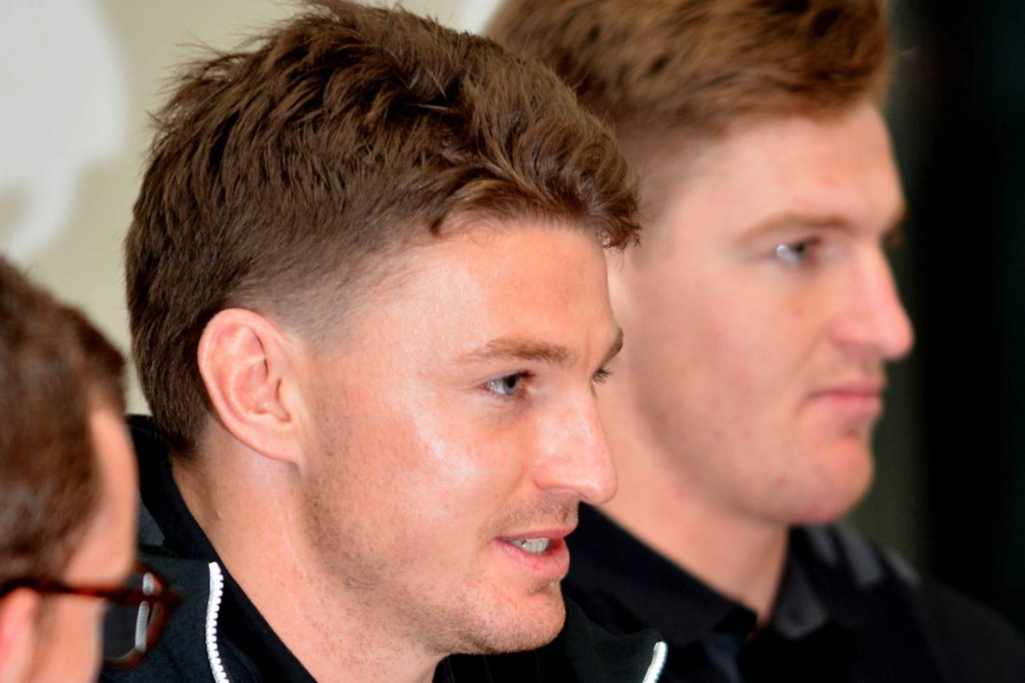 All Blacks Glamour Boys Beauden And Jordie Barrett Join The Mullet