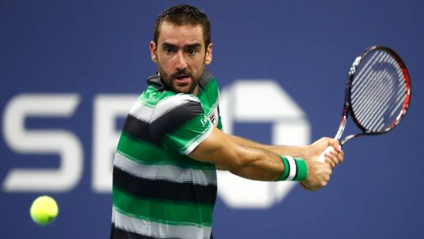 Marin Cilic wins second latest ever finish at US Open