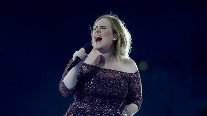 Adele is one of the few acts to command attention of all ages.