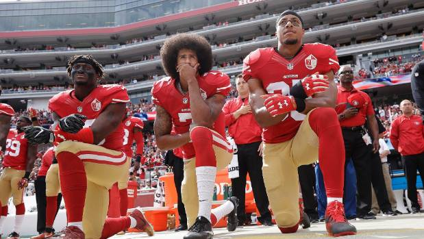 Colin Kaepernick to star in Nike's 'Just Do It' campaign