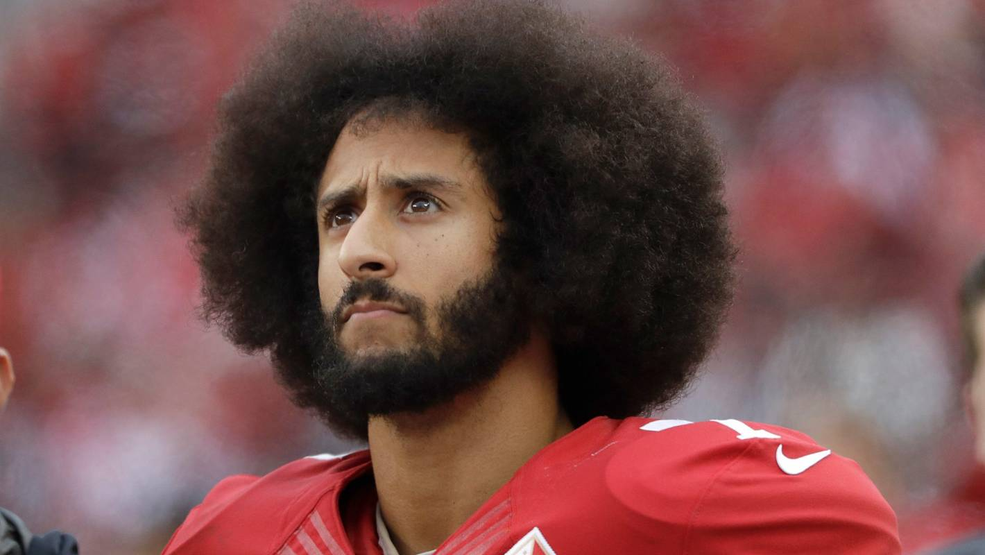 Colin Kaepernick S Nike Advert Is A Distraction From His Protest Message Stuff Co Nz
