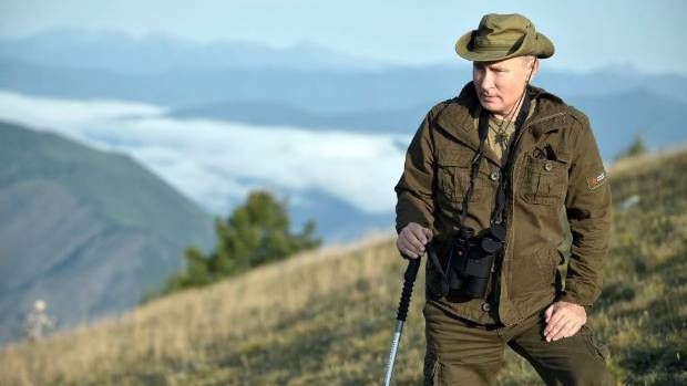 Russian Federation launches new TV programme for Putin as his ratings fall