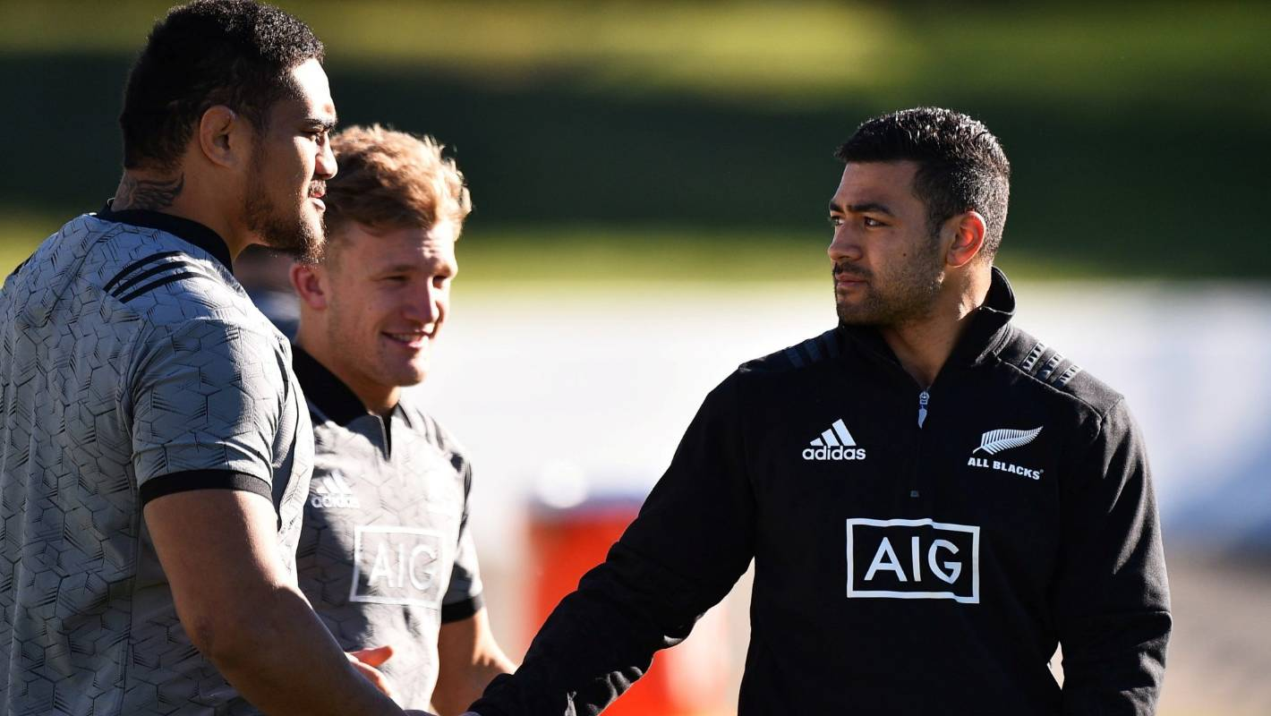 Richie Mo'unga right in the mix to start at first-five for ...