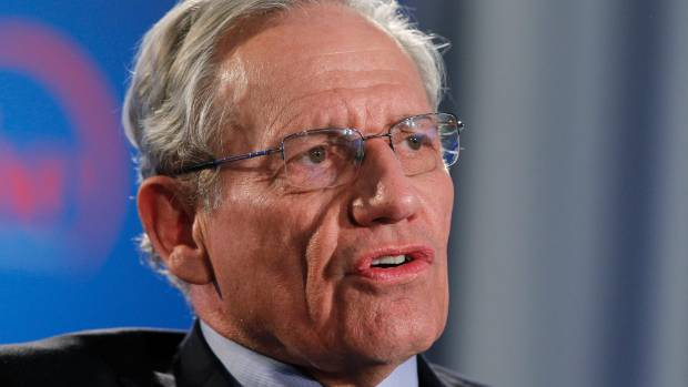 Trump book: Key sources turn heat on Bob Woodward