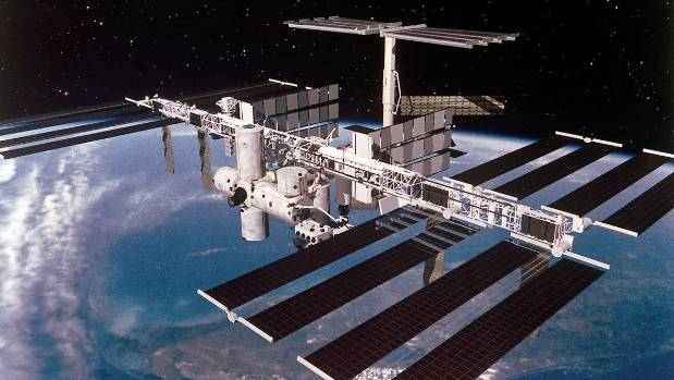 Russian Federation  weighs possibility of deliberate act in space station damage