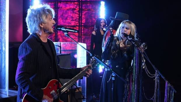 Lindsey Buckingham sues Fleetwood Mac bandmates for sacking him
