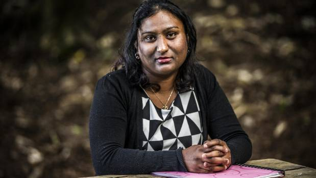 "Nameeta Chandra was told by one recruiter she did not get a job because she had only ""Fiji experience""."