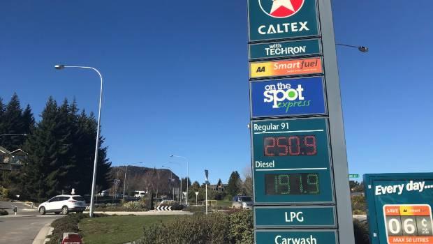 Nz South Island Petrol Price