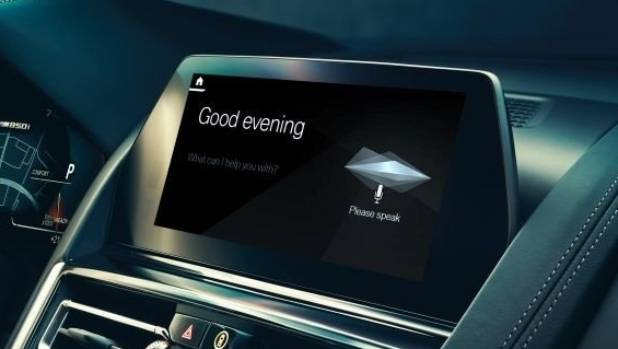 From next year, you'll be able to chat with your new BMW ...