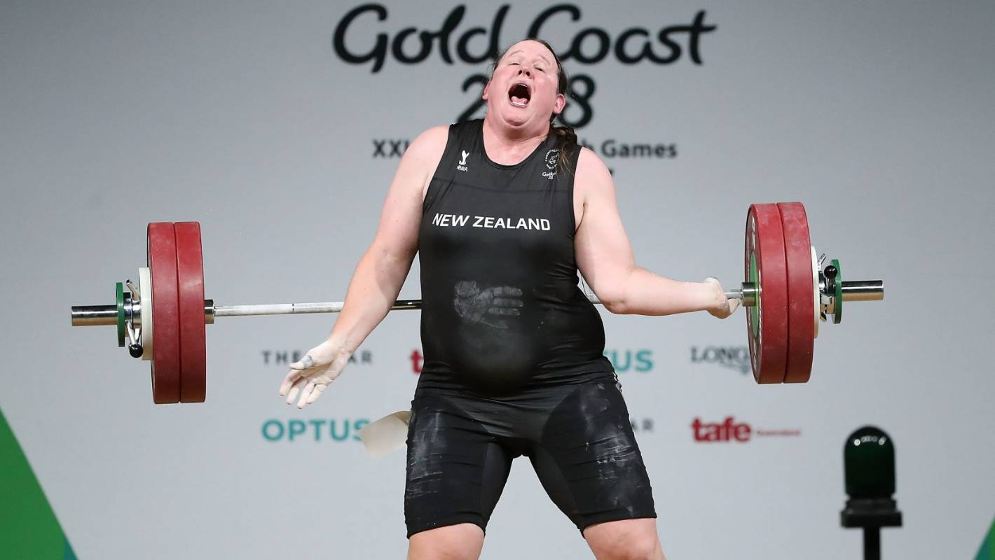 Laurel Hubbard to return to weightlifting after Commonwealth Games injury - Stuff.co.nz