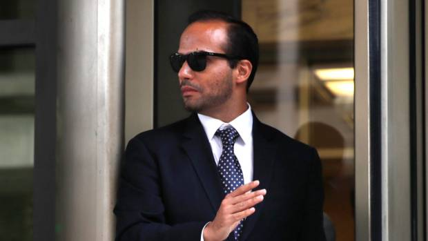 Former Donald Trump presidential campaign foreign policy adviser George Papadopoulos could have been given a bigger sentence