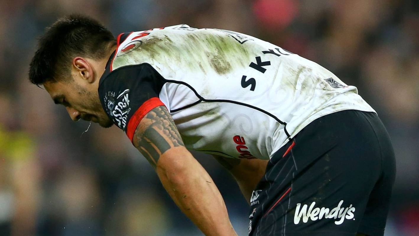 The Warriors are making every post a winner in their dealings with Shaun Johnson