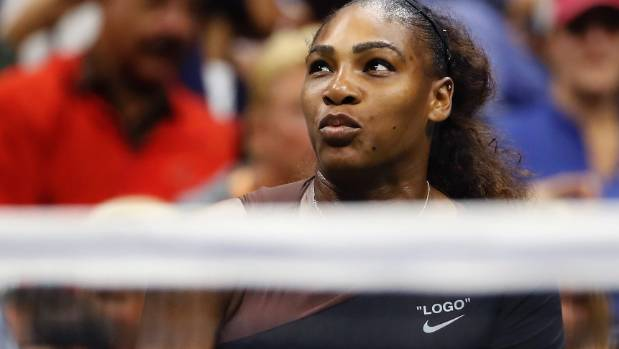 Serena fined for abuse