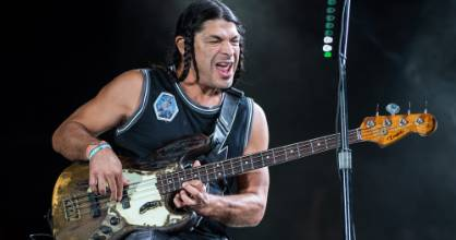 Turn off your devices before bed and perhaps listen to Robert Trujillo of Metallica to lull you to sleep. A recent study ...