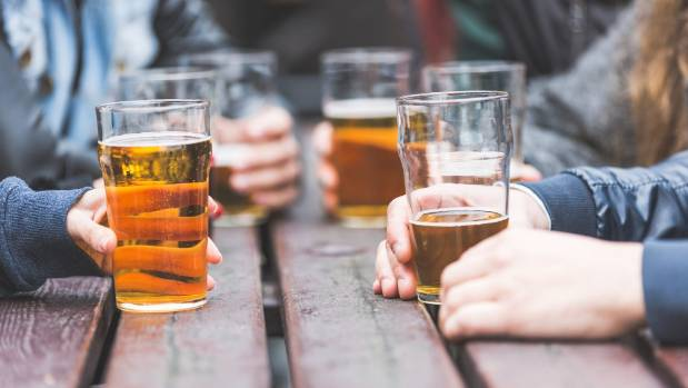 A school does not sell beer or wine to a fundraiser because the local DHB has used lawyers to oppose it. (File photo)